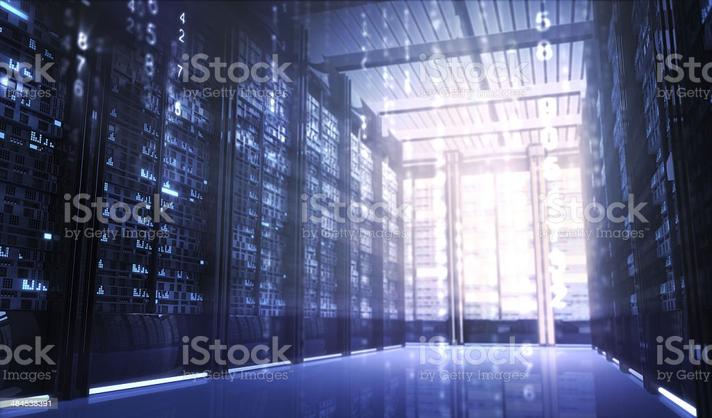 Electronics Industry stock photo