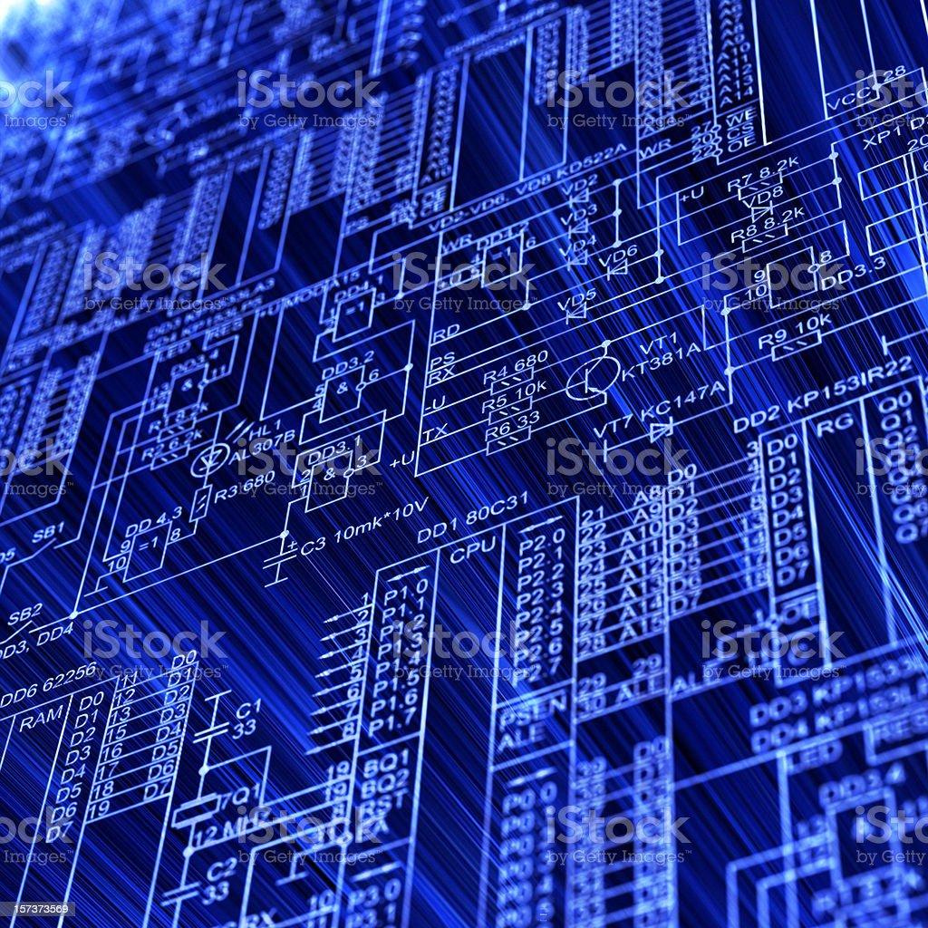 electronics stock photo