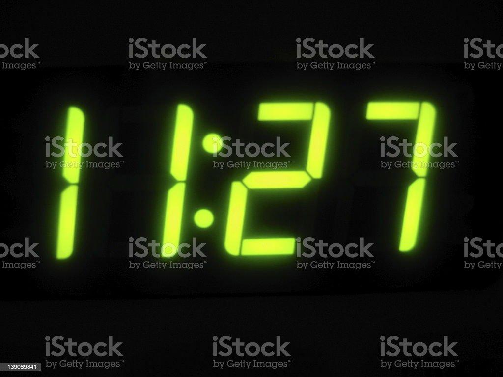 Electronics time. royalty-free stock photo