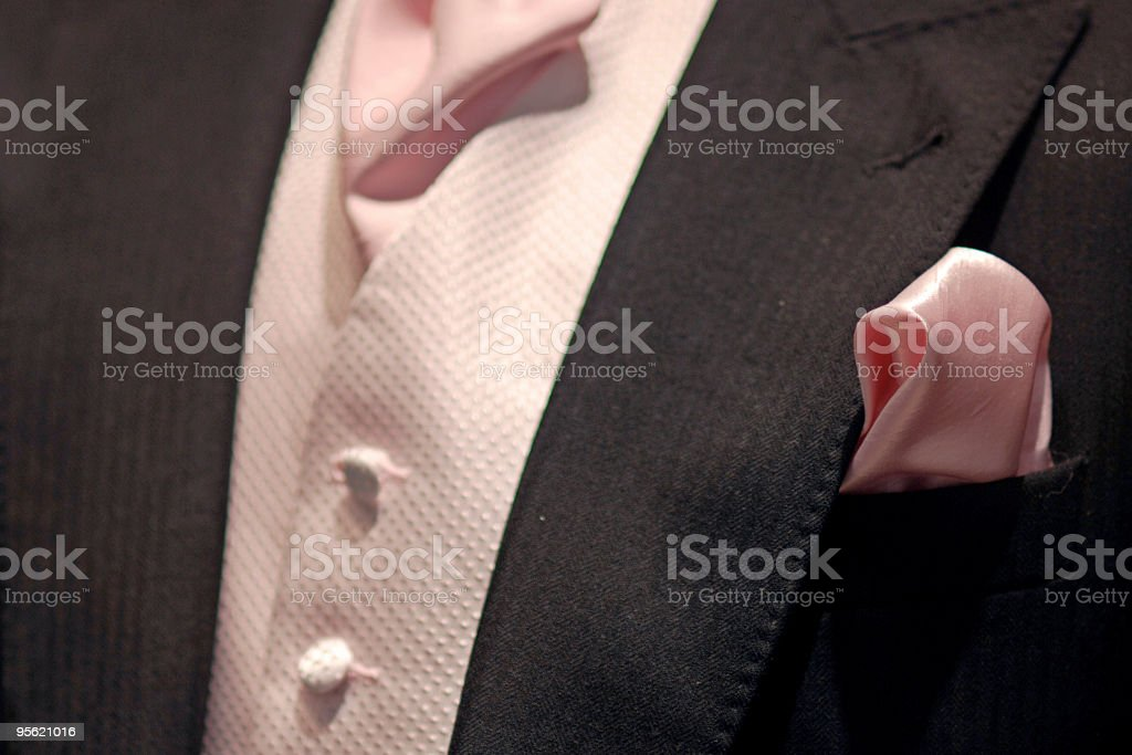Elegance in pink royalty-free stock photo