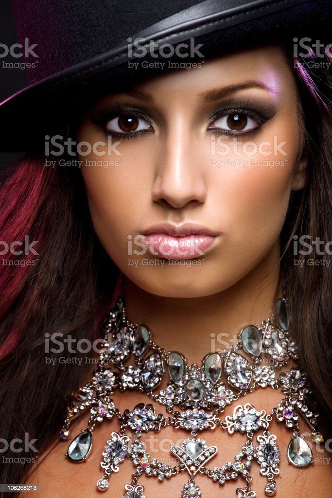 elegance jewelry royalty-free stock photo