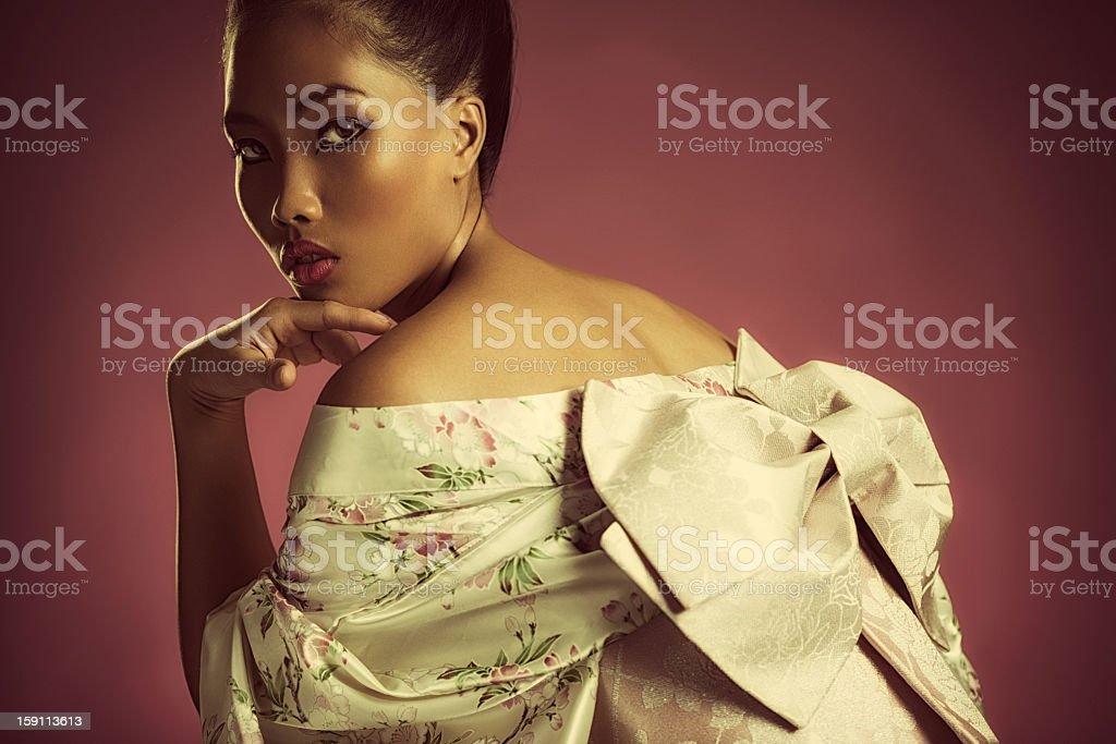 Elegant and Beautiful stock photo