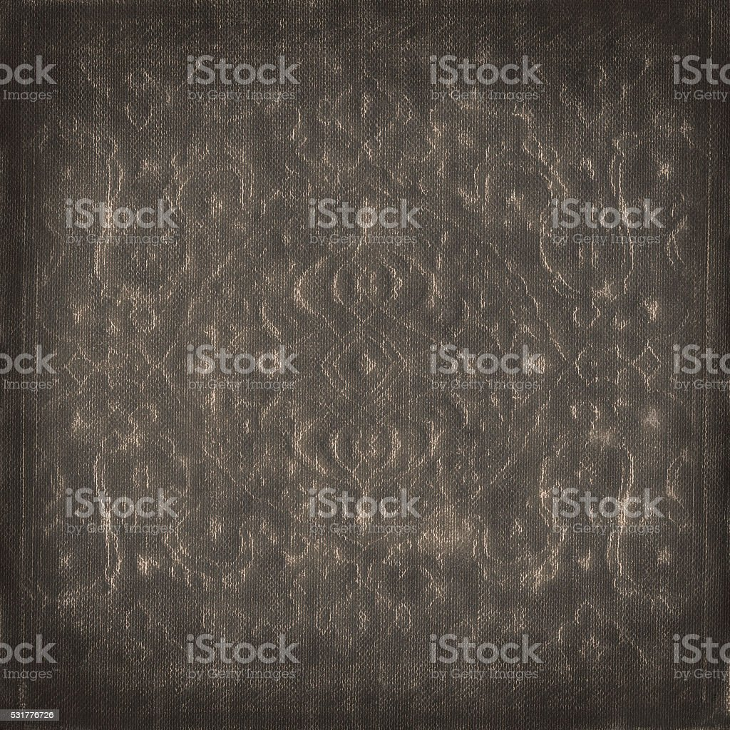 Elegant antique ornamental background stock photo