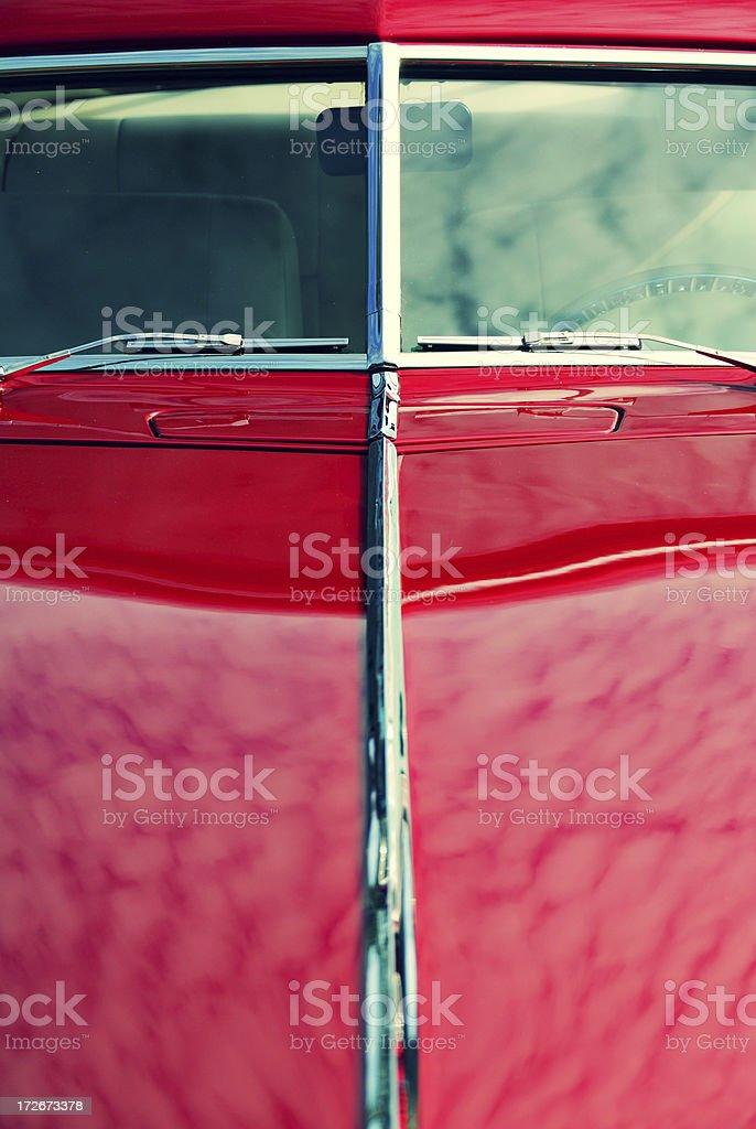 Elegant Auto royalty-free stock photo
