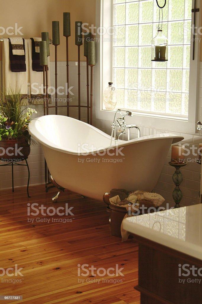 Elegant Bath royalty-free stock photo