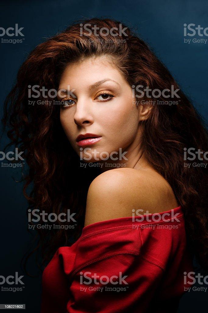 Elegant Beauty stock photo