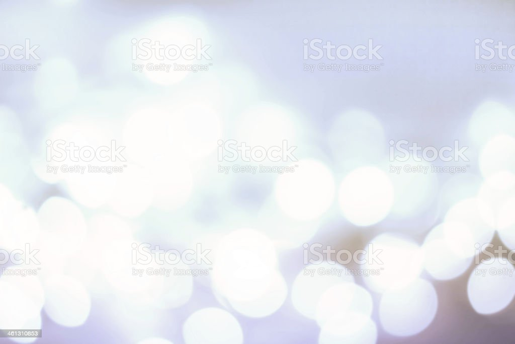 Elegant Bright bokeh background with Abstract Defocused Lights. stock photo