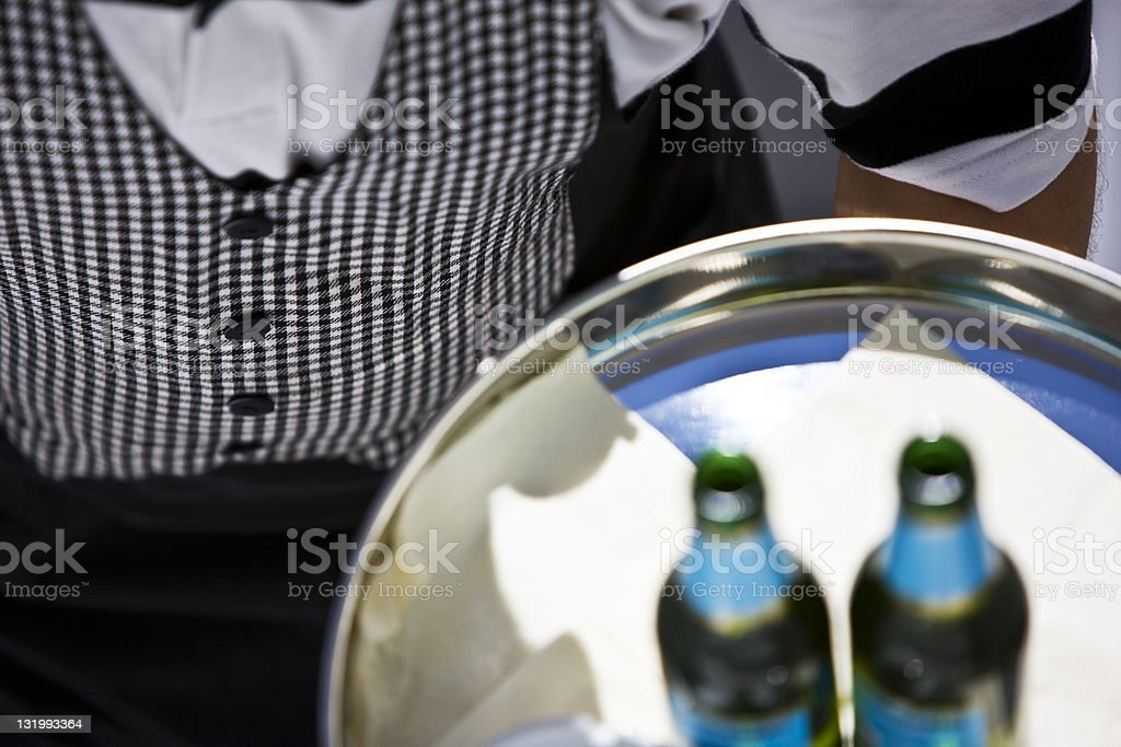Elegant formalwear stock photo