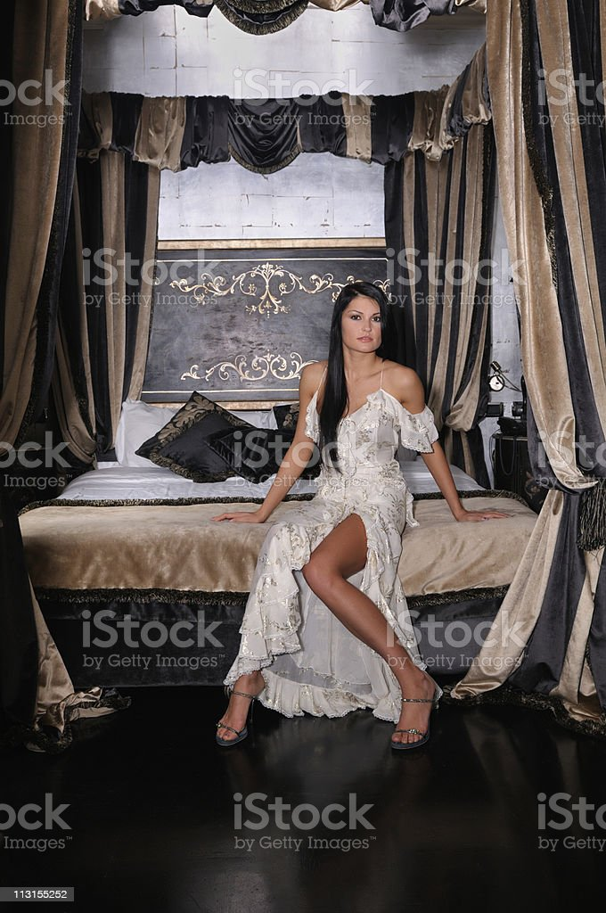 Elegant Girl royalty-free stock photo