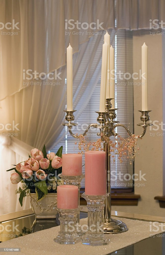 elegant interior royalty-free stock photo