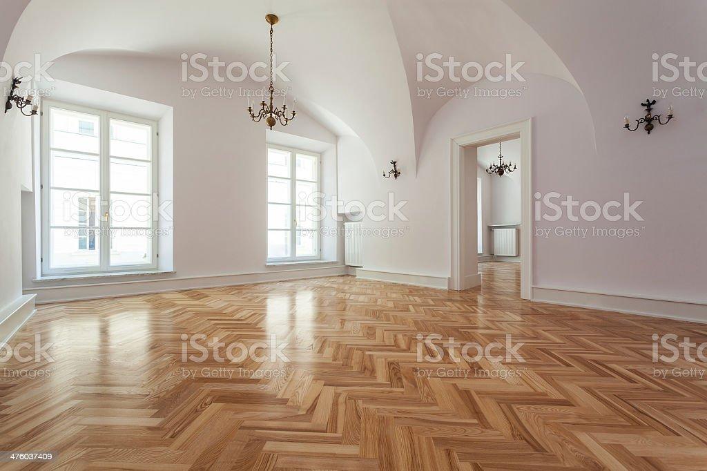 Elegant interior stock photo