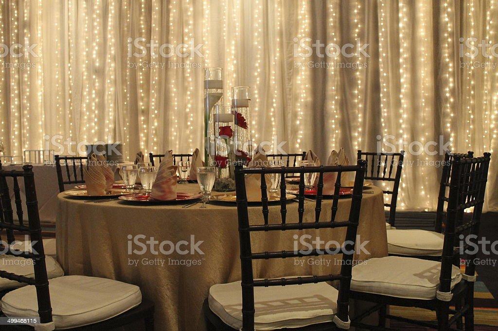 Elegant Party stock photo