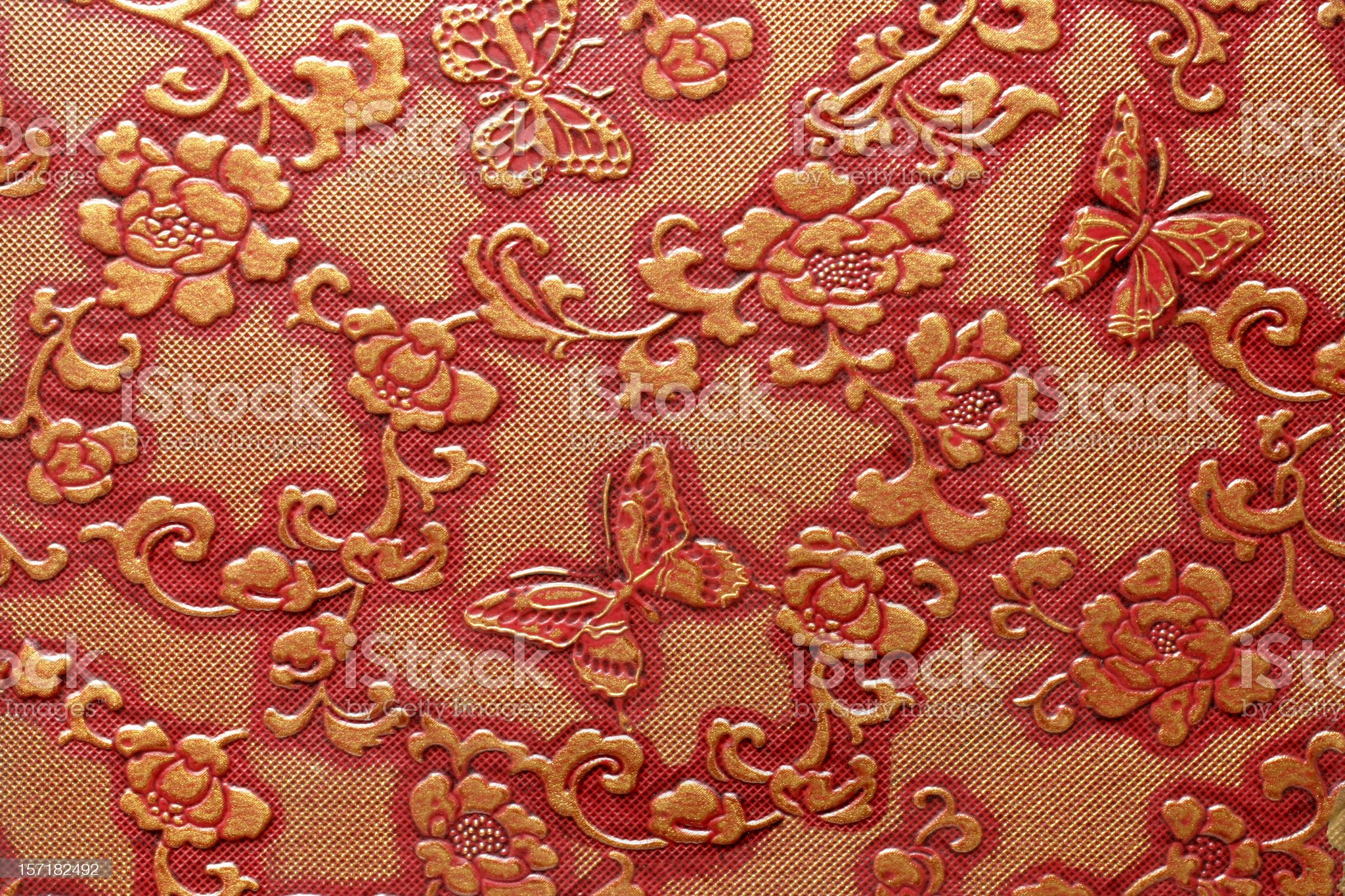 Elegant Pattern royalty-free stock photo