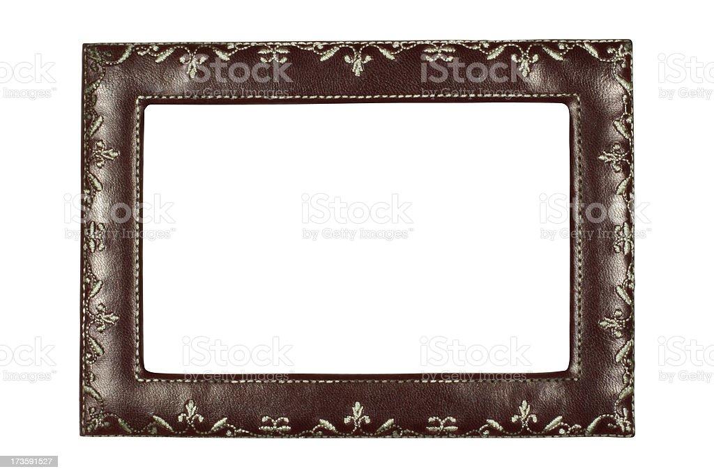 Elegant Picture Frame royalty-free stock photo
