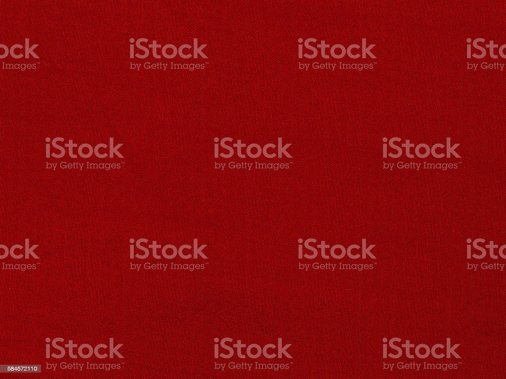 Elegant red background from local Thai silk. stock photo