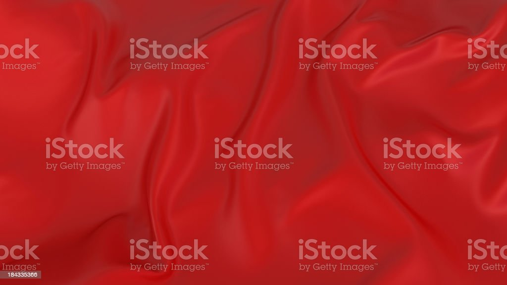Elegant Red stain royalty-free stock photo
