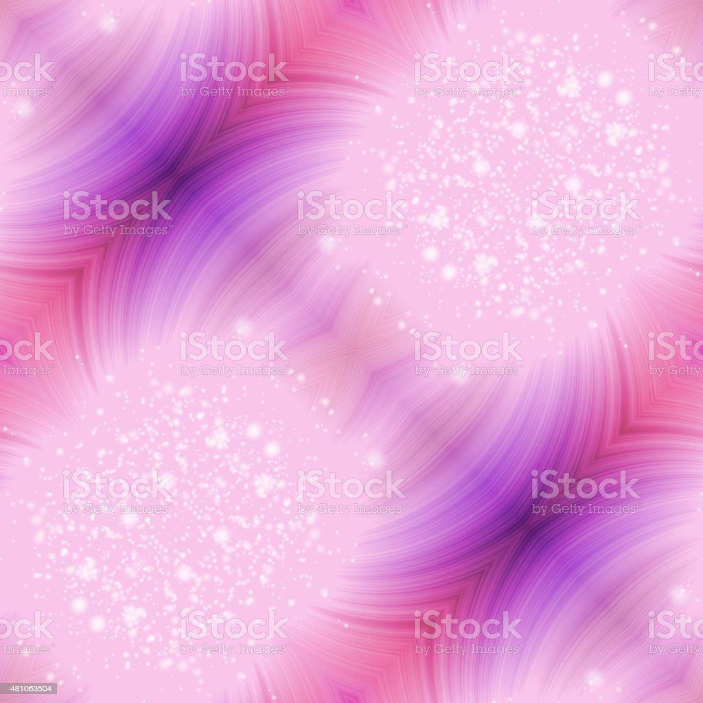 Elegant red stars or dust twirl in gentle design illustration stock photo