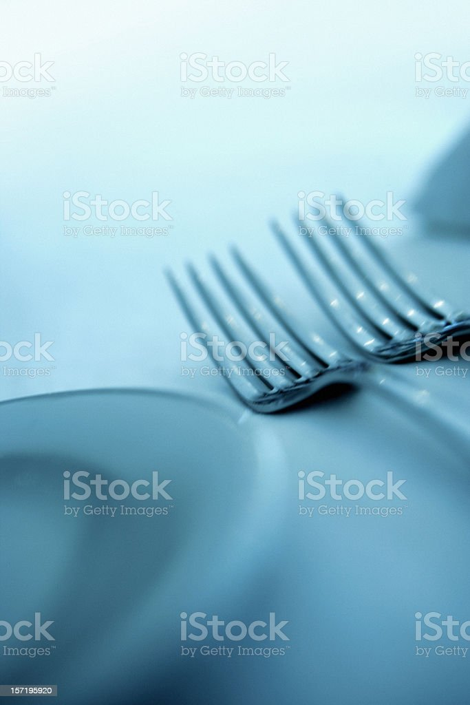 Elegant restaurant royalty-free stock photo