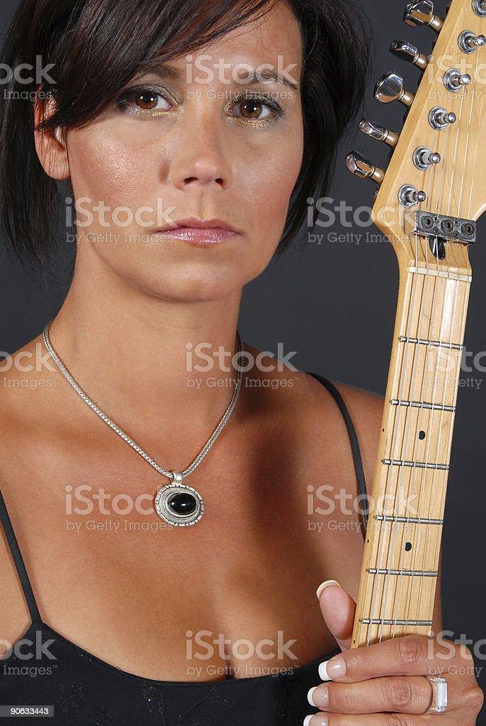 Elegant Rocker stock photo