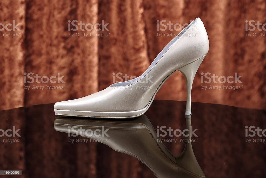 scarpa elegante royalty-free stock photo