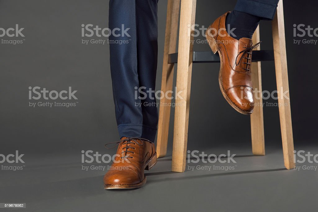 Elegant Shoes stock photo