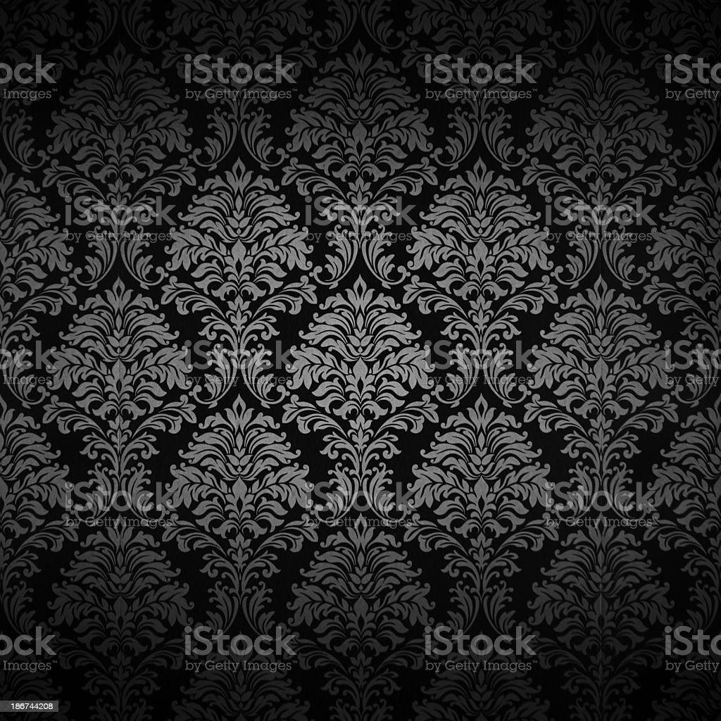Elegant wallpaper stock photo