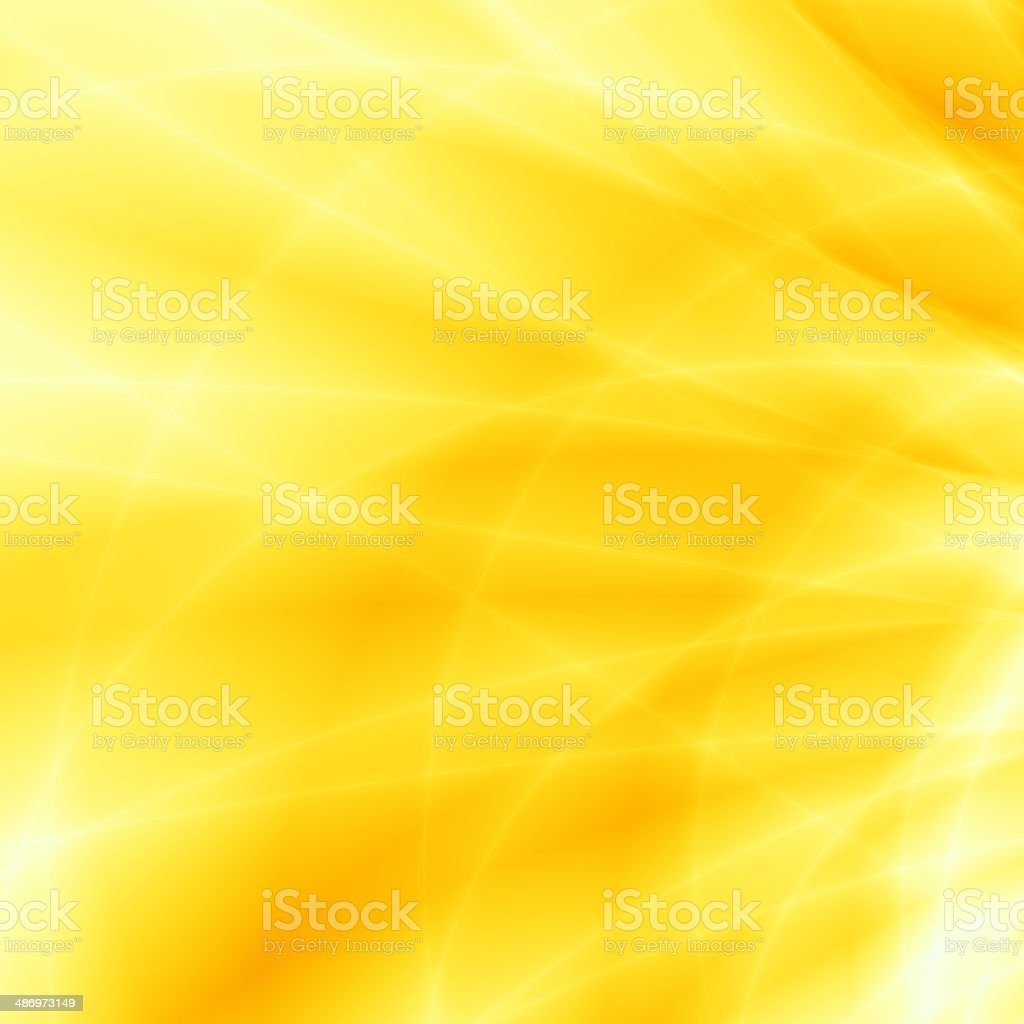 Elegant yellow sunny abstract wallpaper background stock photo
