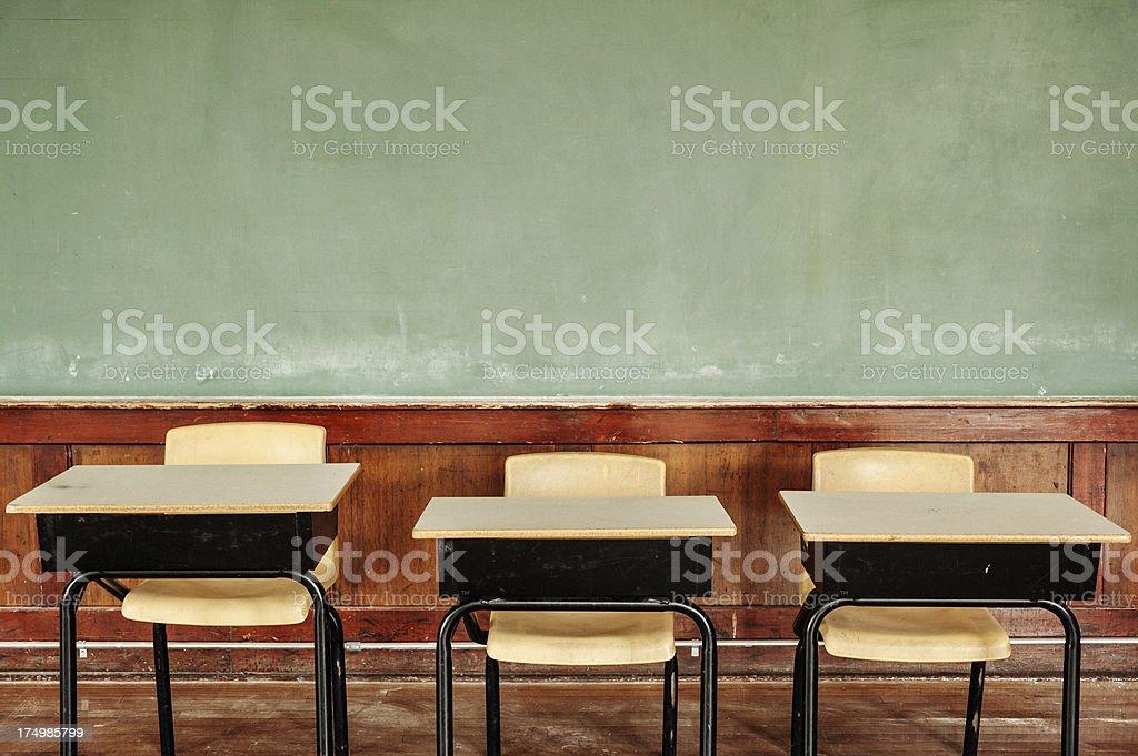 Elementary Classroom royalty-free stock photo
