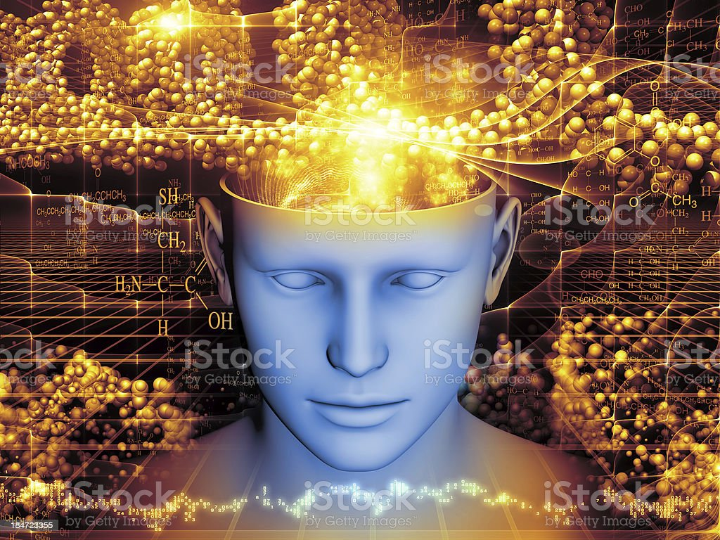 Elements of the Mind royalty-free stock photo