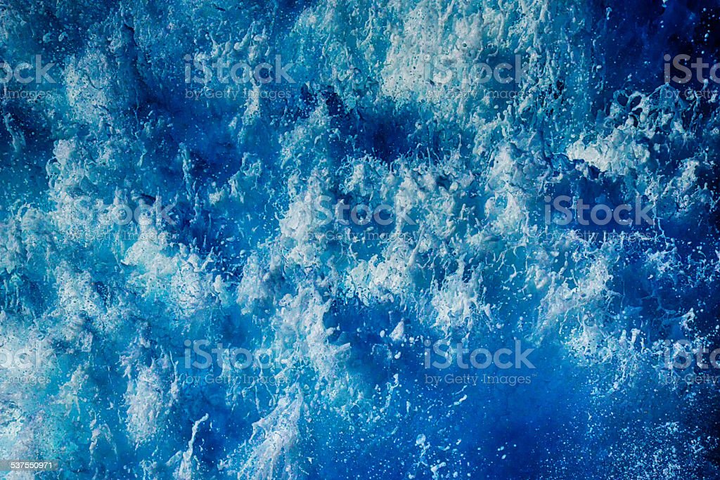Elements of water stock photo