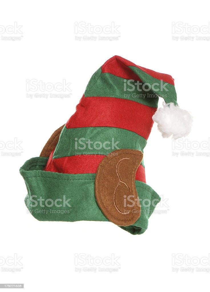 elfs hat stock photo