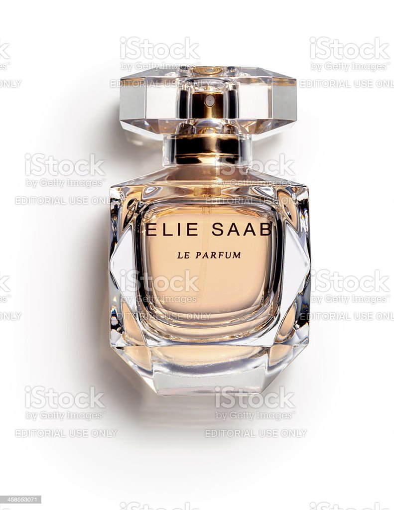 Elie Saab Le Parfum royalty-free stock photo