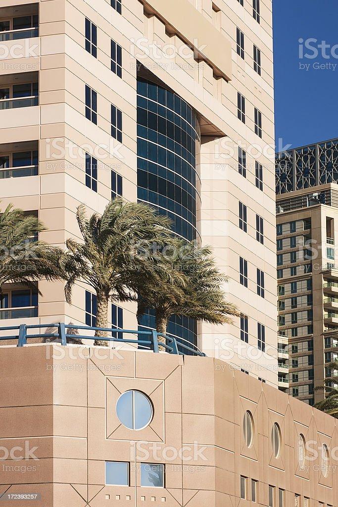 Elite skyscrapers royalty-free stock photo