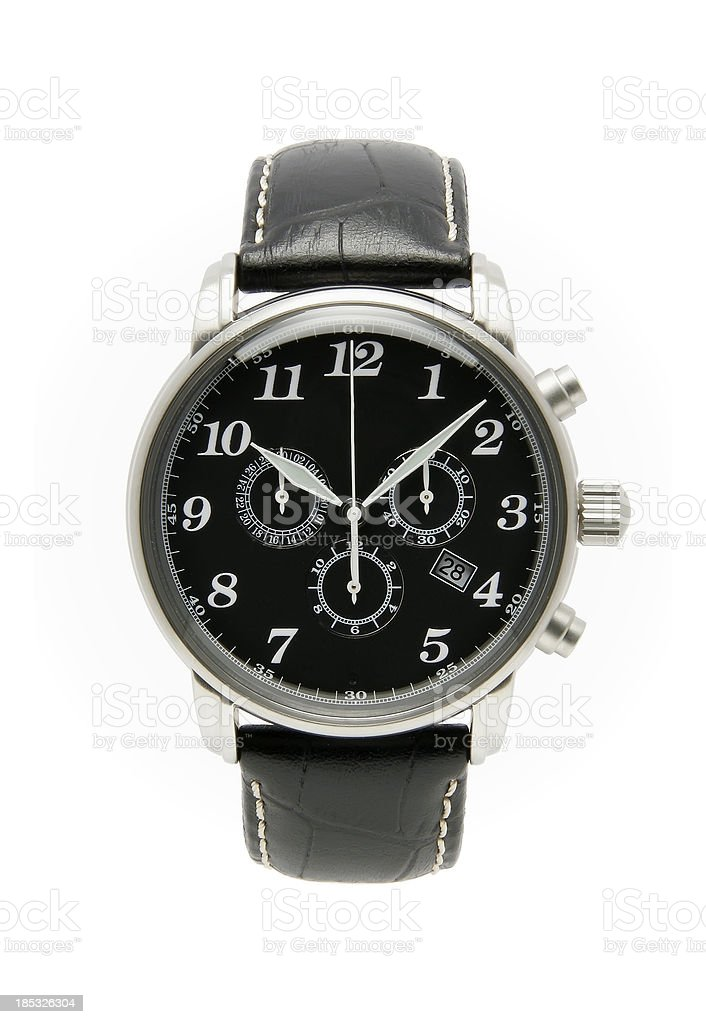 Elite watch stock photo