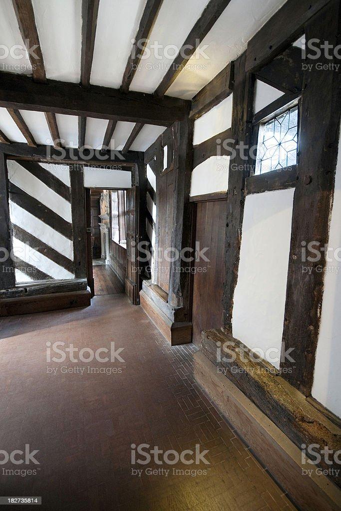 Elizabethan Lifestyle royalty-free stock photo
