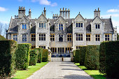 'Elizabethan Manor house in the Cotswolds, Oxfordshire, England'