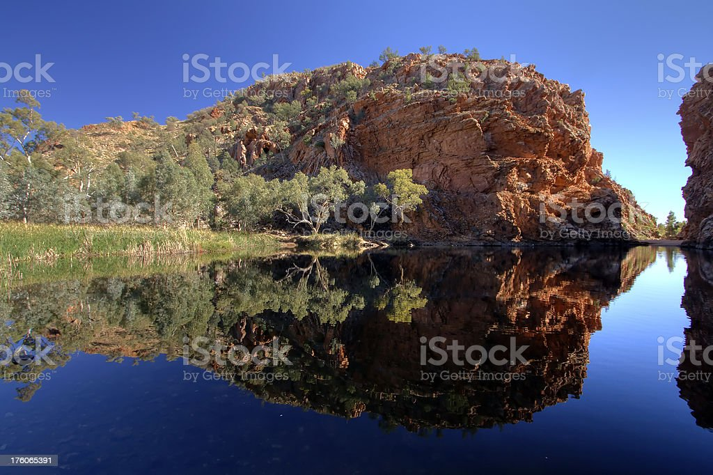 Ellery Creek Bighole stock photo
