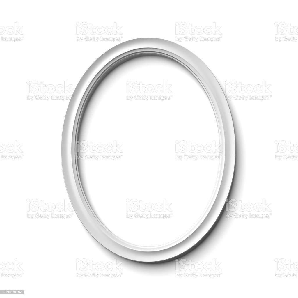 elliptical frame royalty-free stock photo
