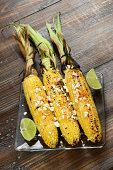 Elote Corn on the Cob