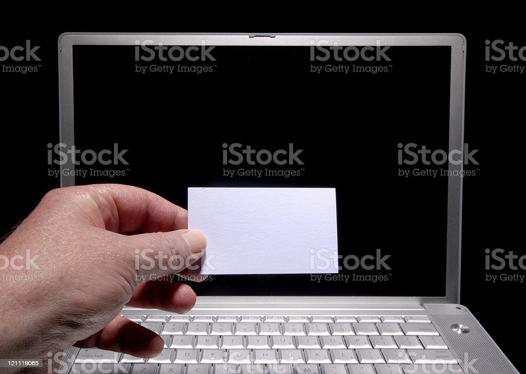 Email Address royalty-free stock photo