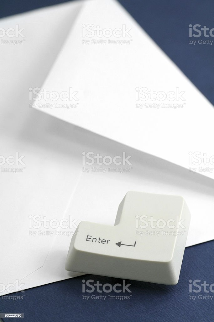 email concept royalty-free stock photo
