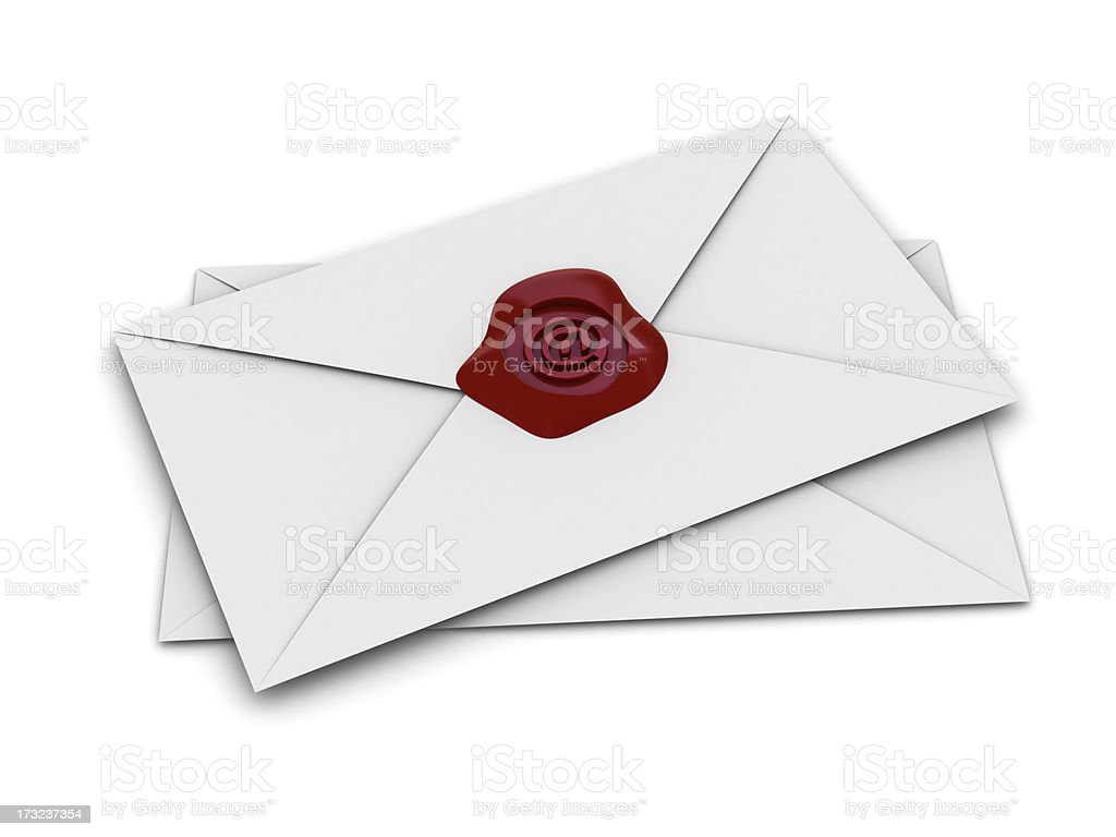 Email royalty-free stock photo