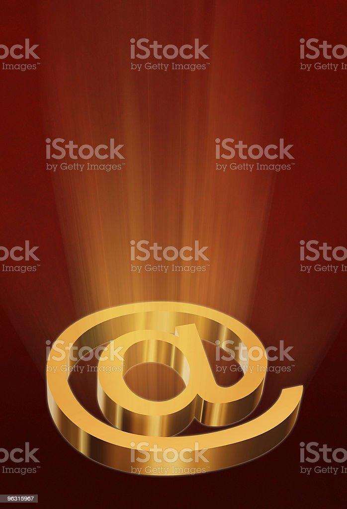E-mail Symbol royalty-free stock photo