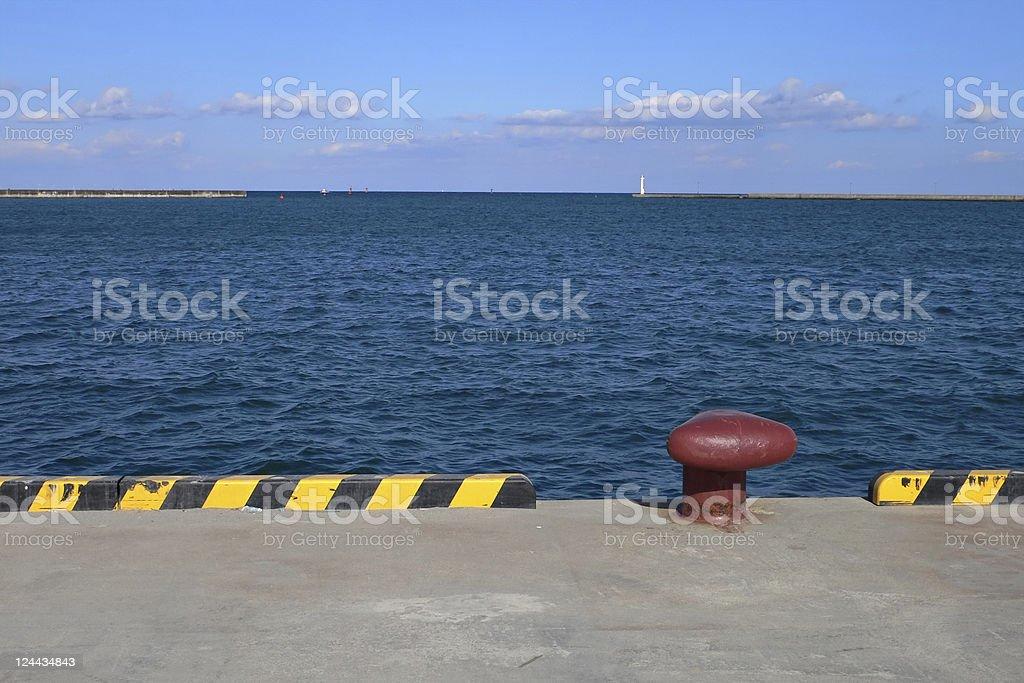 embankment background royalty-free stock photo