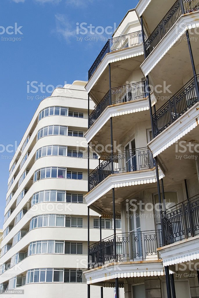 Embassy Court 3 royalty-free stock photo