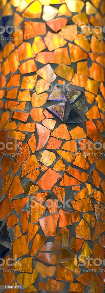 Embedded Shards royalty-free stock photo