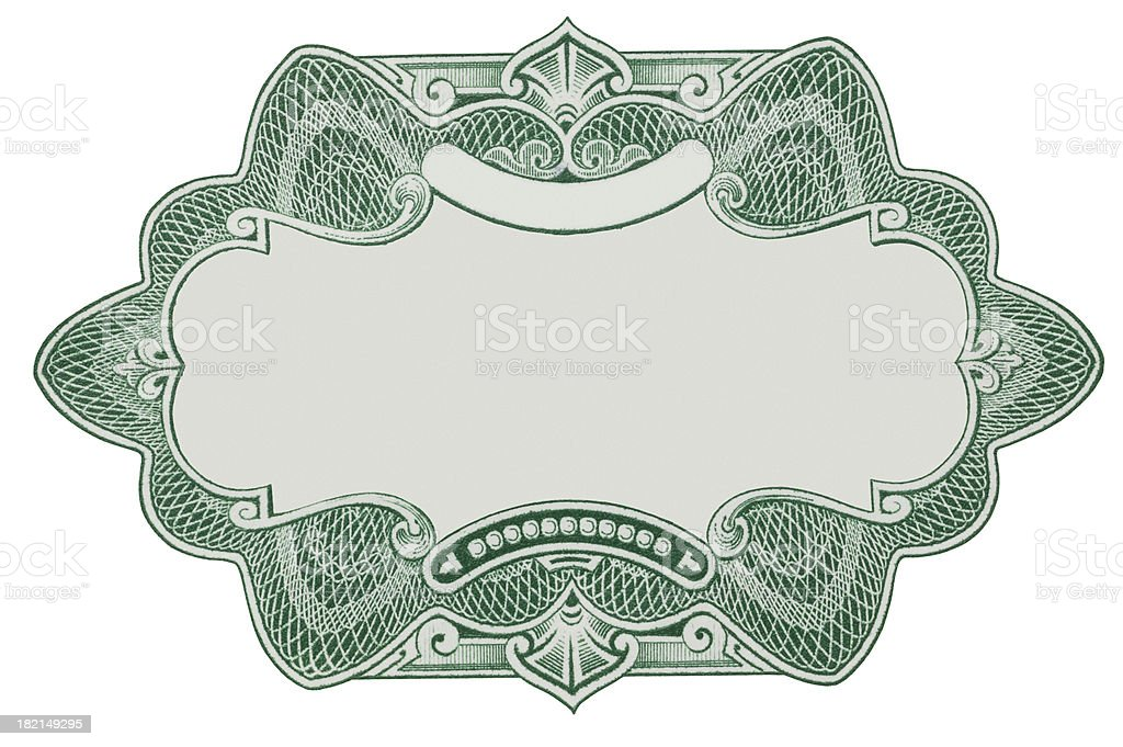 Emblem 2 royalty-free stock photo