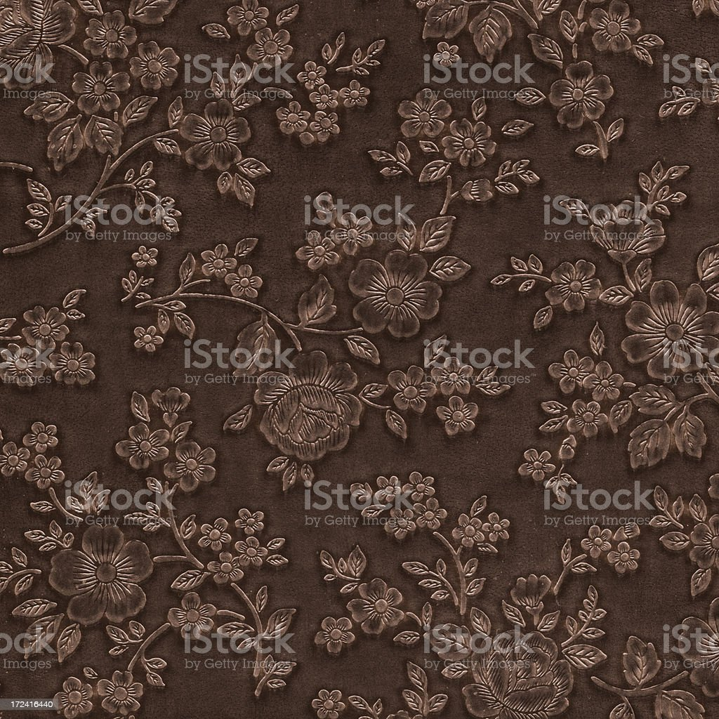 embossed copper texture royalty-free stock photo