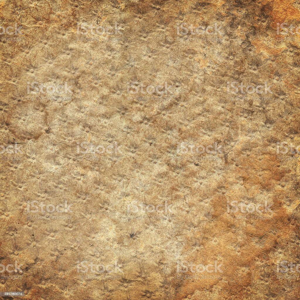 Embossed mouldy paper texture stock photo
