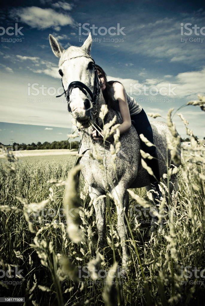 Embrace royalty-free stock photo